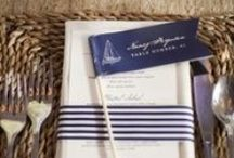 Nautical {Wedding}