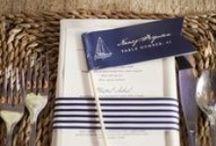 Nautical {Wedding}
