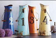 Wedding Details / Table numbers, Stationery, Favours