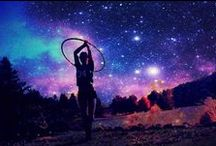Hooping / Hoop inspiration for the fun art of hoop dance!