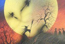 Samhain - This is Hallowe'en!