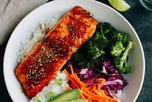Seafood Recipes / Here you'll find healthy seafood recipes with all kinds of fish, many of which are paleo and gluten-free.