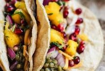 Mexican Recipes / Here you'll find healthy, clean-eating Mexican-inspired recipes from tacos and enchiladas to fajitas and guacamole!