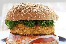 Veggie Burger Recipes / This board features healthy and tasty veggie burger recipes featuring beans, lentils, and more! Nearly all recipes are healthy, simple, plant-based, clean-eating, many are gluten-free, and all are totally delicious.