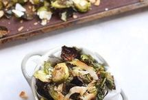 Side Dish Recipes / This board includes plenty of healthy and easy side dish recipes like roasted veggies, dips, salsa and more with vegan and gluten-free options.