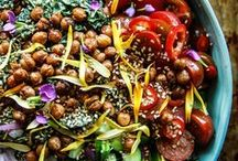 Vegetarian Meal Recipes / Here you'll find inspiration for healthy vegetarian and vegan meal ideas, many of which are gluten-free and super simple to make! Great for Meatless Monday.