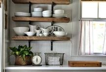 In the Kitchen / A mixture of beautiful spaces, kitchen kit and meal ideas to inspire you!