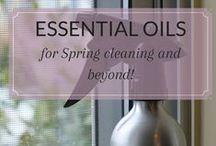 Essential Oils / Essential Oil tips, tricks, and recipes