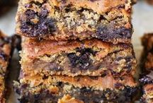 Cookie and Bar Recipes / Here you'll find tasty, healthy, wholesome cookie and bar recipes. Many are made with whole food ingredients, are lower and sugar, and are vegan or gluten-free.