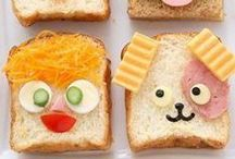 Creative Food For Kids / Creative ideas and cute food presentation for kids!