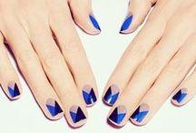 Nails  / by Hannah Richason