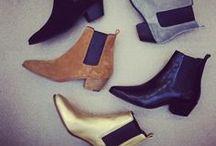 Shoes / by Hannah Richason
