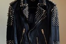 Studs & Spikes / It's fashion and a weapon.