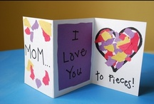 Mother's Day Crafts For Kids / Fun and easy to make Mother's Day crafts for kids