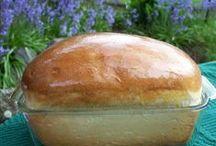 Baking ~ Breads, Pretzels, etc. / Recipes for breads and pretzels / by Eve Slacum-Myers
