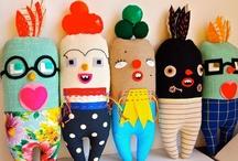 Craft Soft Doll&Soft toy