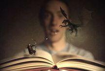Read / by Hannah Richason