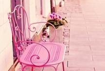 Dash of pink in da house