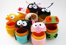 amigurumi and Crocheted things / by Iris Casado Barrero