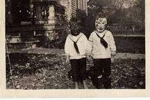 Creeps / Vintage Halloween Creeps