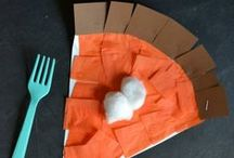 Fall and Halloween Ideas / All things fall - Halloween recipes, fall crafts, halloween crafts!