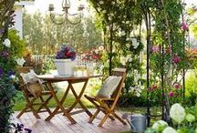Garden Party / Welcome to my outdoor Sanctuary. / by Safavieh Official
