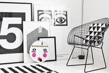 Black&White Home
