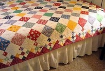 Quilts - Bindings, Borders and Edges
