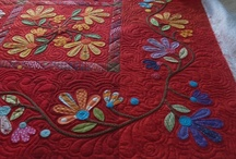 Quilts - Applique