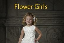 Flower Girls Sweet Angels.