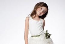 Watters Flower Girl Dress