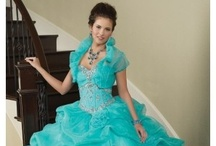 Sweet 16 & Quinceanera Dresses / Finding the most charming, grown-up dress of your life. Frilly and fantastic designs float around in your mind as you try to determine how you want to look.…you know when your birthday is, right? Have a wonderful party, Young Lady!