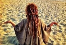 Dreads...Someday / The more I look at dreadlocks, the more natural and beautiful and sacred they are to me.