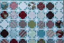 Quilts - Fun and Done Possibility / by Debbie Ekes