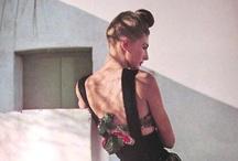 Photography: Louise Dahl-Wolfe  / #photography #bw #fashion #couture #louisedahlwolfe #paris #art #vintage #models