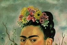 Art: Frida Kahlo / #frida #fridakhalo #art