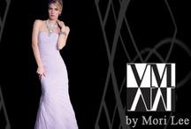 Mori Lee VM Evening & Mother Dress.