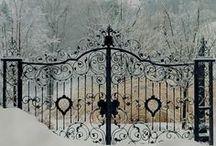Garden:  Gate