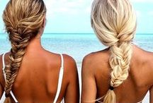 Beach Hair / by Swimwear World - Designer Swimwear