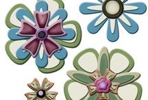 Cards - Spellbinders Floral Creations Die
