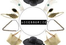 ACCESSORY MUST-HAVES / http://www.ladyluxswimwear.com/shop/shop-by-collection/view-all-swimwear.html / by Lady Lux® Designer Swimwear