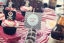 Party Ideas for B's 7th  / by Amanda Hall