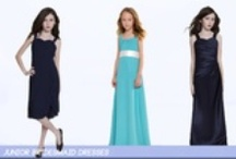 Junior Bridesmaids Dresses / Junior Bridesmaid Dresses play an Important Part of Your Bridal Party   When you are planning your wedding around your girlfriends, don't forget that little sister who has looked up to you all her life.