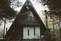 our cabin / by Molly Schriber