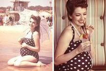 Vintage-Inspired Photoshoots / Photoshoots featuring vintage or vintage-inspired clothes & locations.