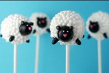 cake pops / by Iris Casado Barrero