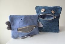 Craft with jeans / by Iris Casado Barrero