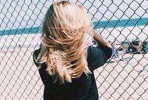 Summer. / sparklers, festivals, beaches