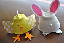 Spring / Fun Spring crafts, DIY projects and more