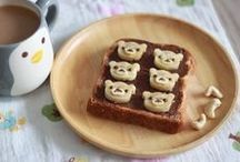 Food With Faces / Bentos and more